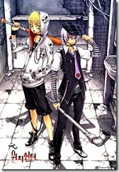 WITCH HUNTER MANGA