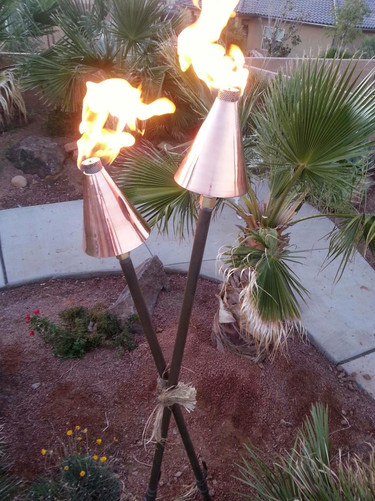 gas piping gas tiki torches salt lake provo st george utah