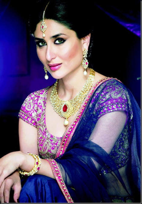 Kareena Kapoor Khan new print Ad for Malabar Gold, Kareena Kapoor Hot Photoshoot