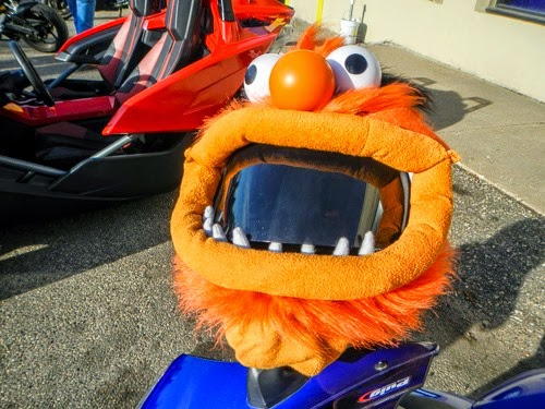 Motorcycle First Thursday - April 2015