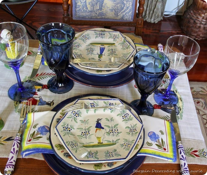 French Tablescape 22