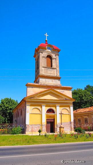 Biserica Romano Catolica din Lovrin