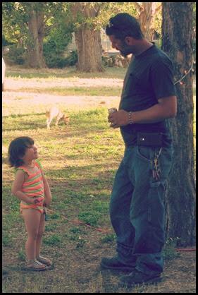 daddy daughter talk