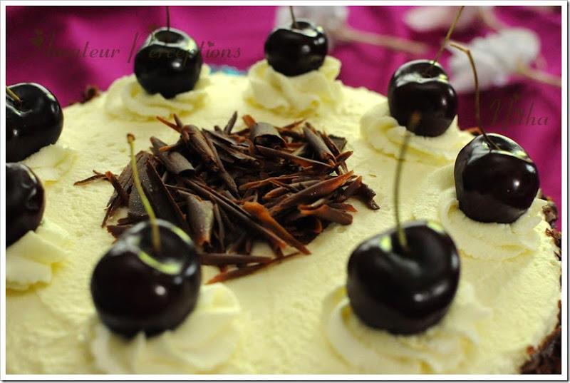 Black Forest  Cake 7