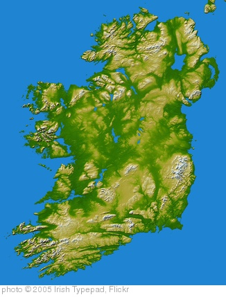 'Ireland as seen by NASA Earth Observatory' photo (c) 2005, Irish Typepad - license: http://creativecommons.org/licenses/by-sa/2.0/