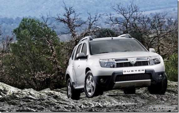 Dacia Duster Offroad 07