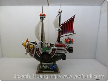 IMG 3636 thumb 約瑟夫模型: 經典 千陽號啟航 (塗裝技術介紹)