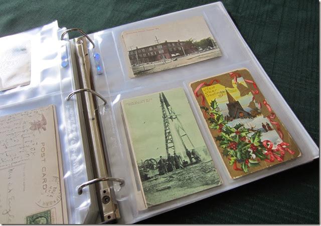 Engle Family Postcards