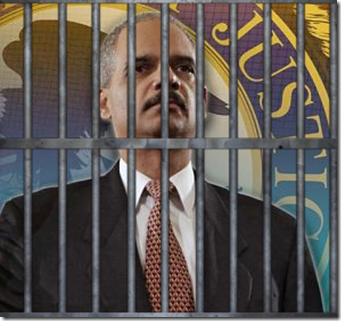 Holder in Jail