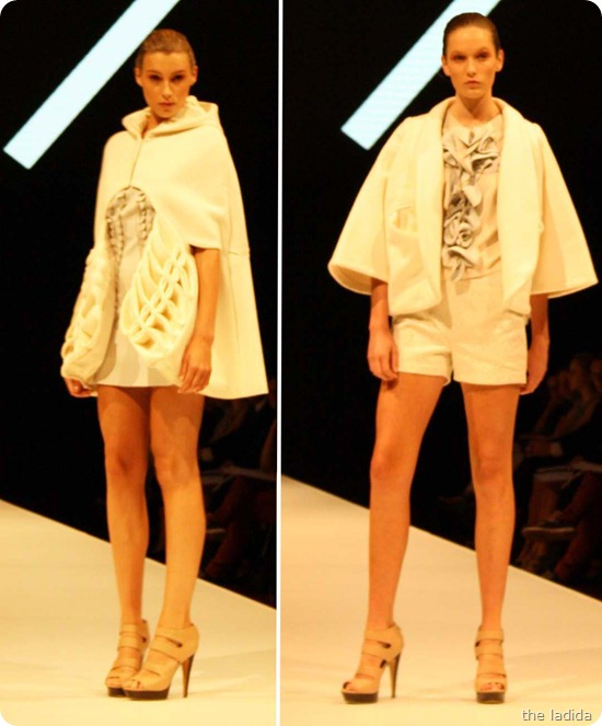 UTS the Future in Fashion Graduate Show 2012 - Kathleen Choo 1
