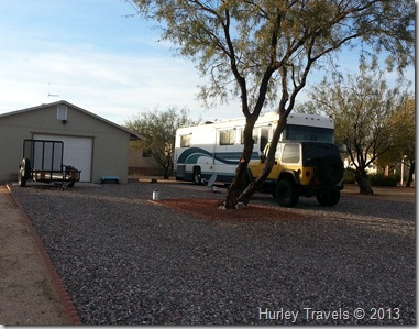 North Ranch RV Park, Congress, AZ