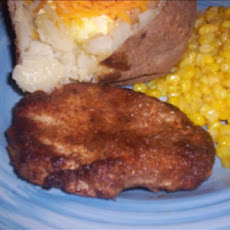 Wake-Up-Your-Tastebud Pork Chops