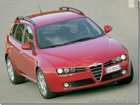 Alfa Romeo 159 Sportwagon (2006)8