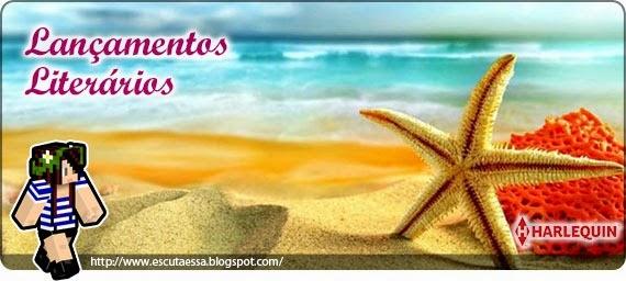 Lançamentos Literários - Harlequin Janeiro