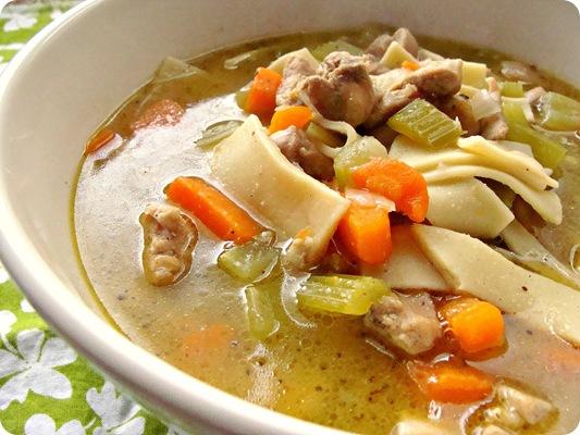 chicken noodle soup5