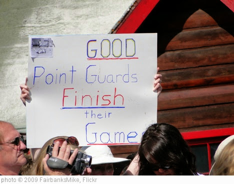 'Good Point Guards...' photo (c) 2009, FairbanksMike - license: https://creativecommons.org/licenses/by/2.0/