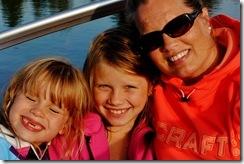 Lisas första båttur 1.8. 2011 146