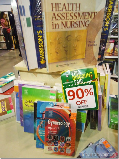 discounted books MIBF