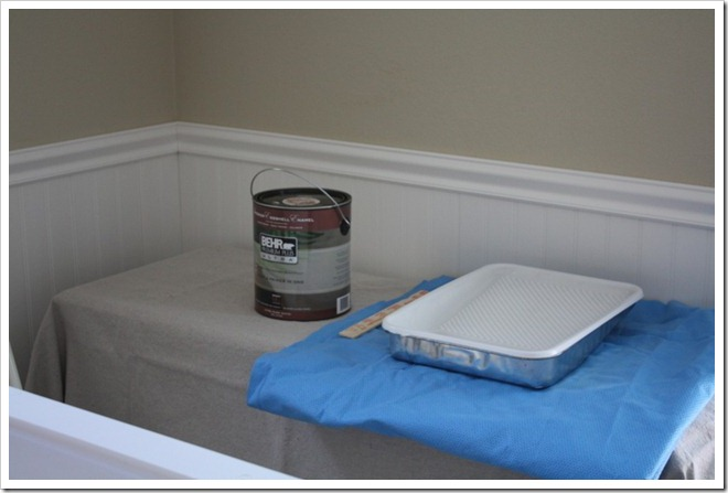 Supplies Needed To Paint A Room big boy room: paint therapy - a thoughtful place