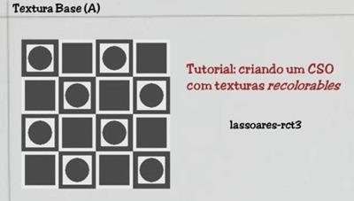 Textura Recolorable (A) lassoares-rct3