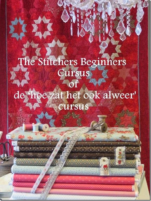 Flyer Beginners quilt