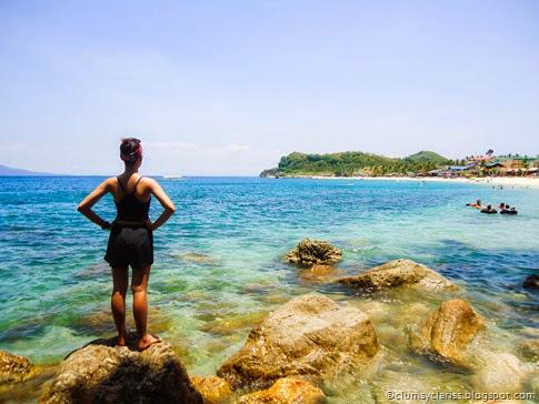 White Beach, Puerto Galera Mindoro Philippines