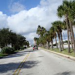 cruising through cocoa beach in Cocoa Beach, Florida, United States