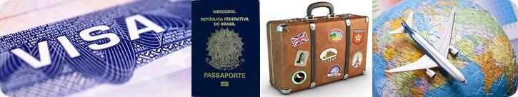 Checklist para viagens internacionais
