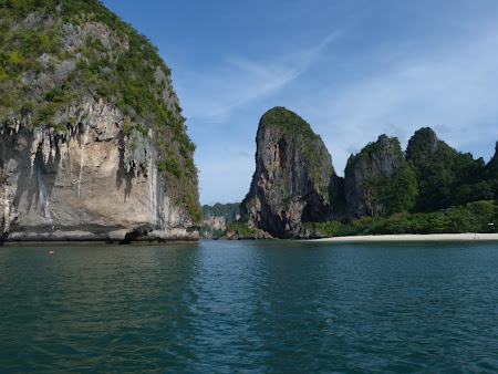 4 Islands Tour: peninsula Railay