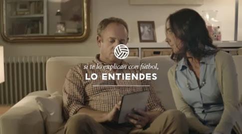 Revista Libero - Si te lo explican con fútbol lo entiendes
