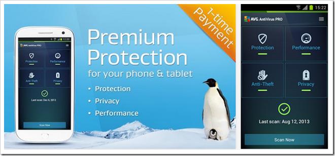 Download Mobile AntiVirus Security PRO 3.5
