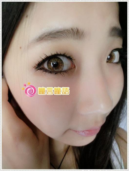 日本EOS隱形眼鏡-Baby Doll混血娃娃咖9
