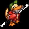 paper boy duck