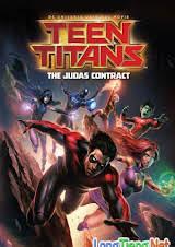Teen Titans: Khế Ước Judas