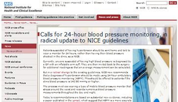 nice blood pressure