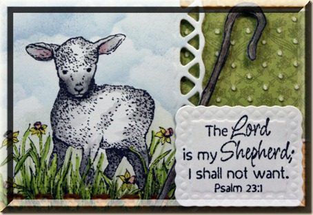 TheShepherd, our daily bread designs