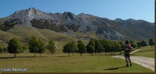 Panorámica de la sierra de Aizkorri - Gipuzkoa