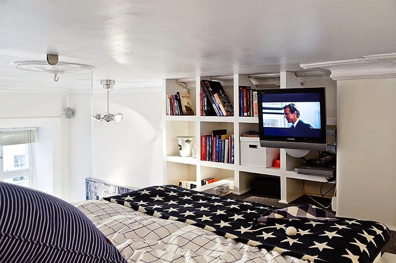 căn hộ 25 m2 thông minh