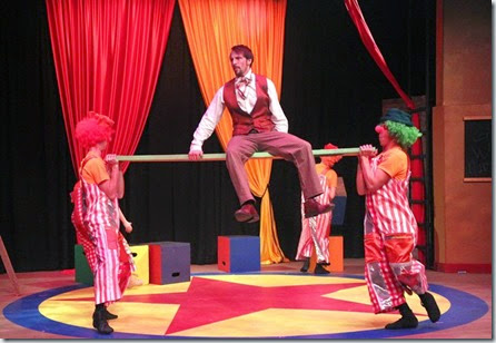 barnum clowns