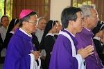 Thánh lễ an táng Ông cố Augustinô VŨ VĂN TY