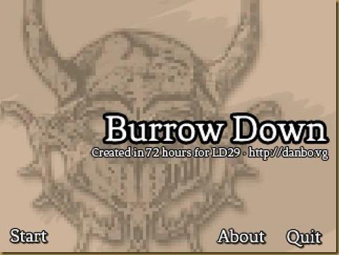 Burrow Downたいとる