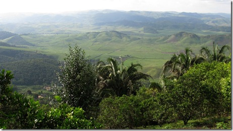Serra da Barriga Vista
