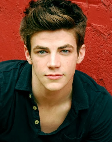 Grant Gustin as Sebastian in Glee