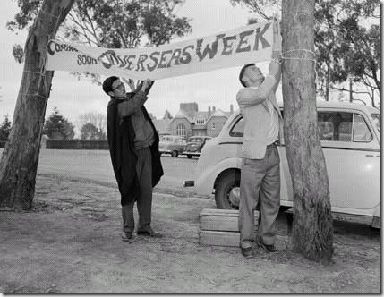 Overseas Week 1960