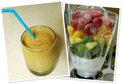 View smoothie