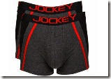 Rediff: Buy Pack Of 3 Jockey Fashion Trunk at Rs.537 | Jockey Modern Trunk Pack Of 4 at Rs.470