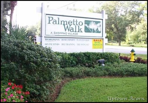 Palmetto Walk