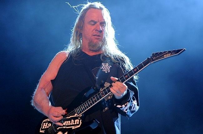 Πέθανε ο κιθαρίστας των Slayer