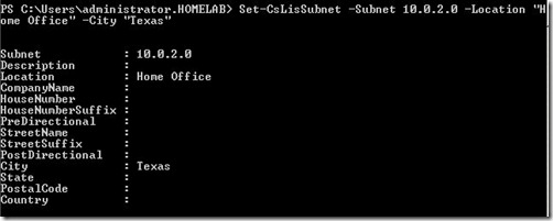 Lync Loc - set-subnet2