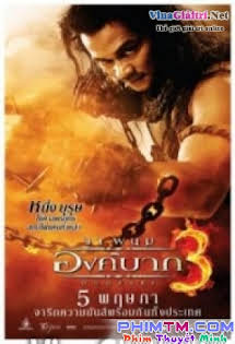 Truy Tìm Tượng Phật 3 - Ong Bak 3 (2010) Tập HD 1080p Full